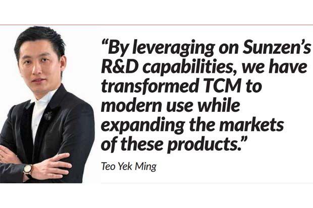 Sunzen Biotech Teo Yek Ming