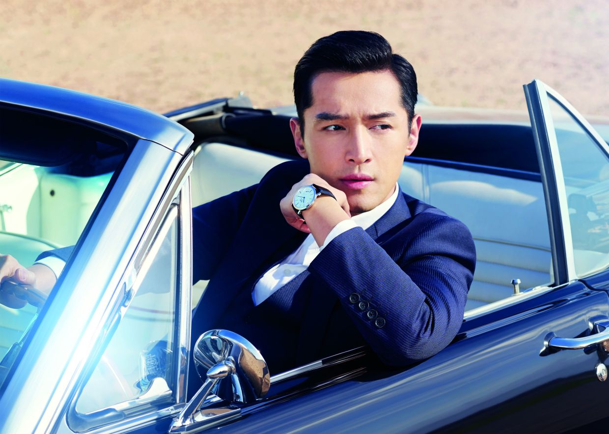 'The Wild Goose Lake' actor Hu Ge will lead the cast. Photo: Filepic