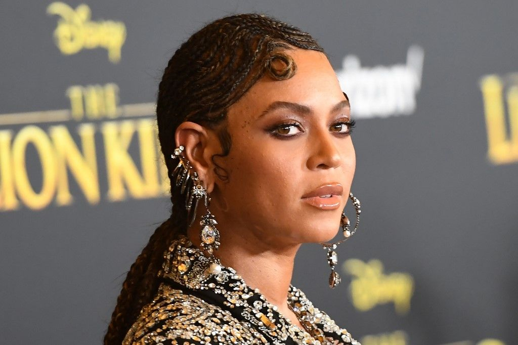 Beyonce delights fans with stylised visual album 'Black Is King'. Photo: AFP