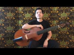 How London-based Ibrahim Aziz is helping fuel a viola da gamba revival