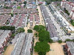 Broken embankments cause of latest floods