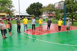 Kepong Baru residents say jogging track needed