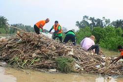 Kg Kuantan youths lead the way in caring for Sungai Selangor
