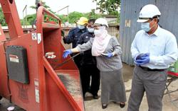 RM11,000 worth of seized goods destroyed