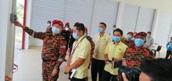Dept needs 25 more fire stations to better serve community