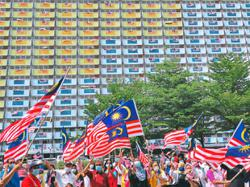 Exco man: All should fly the Jalur Gemilang