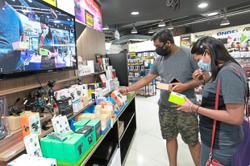 Retailers see brisk sales as M'sians seek to upgrade home offices