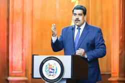 Venezuela's major opposition parties pledge to boycott December election