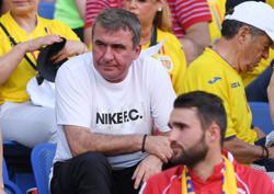 Hagi no longer manager of his own club - Viitorul statement
