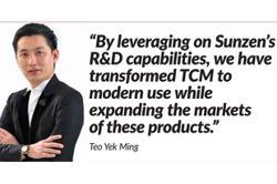 Sunzen Biotech to expand TCM business