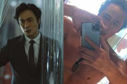 Hong Kong actor Francis Ng, 58, shows off muscular bod