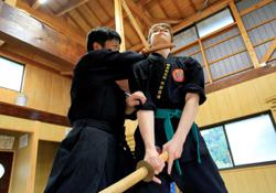 Japan's ninja arts hold key to survival, says first winner of graduate degree