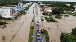 Thailand: Nong Bua Lamphu hit severely by flooding