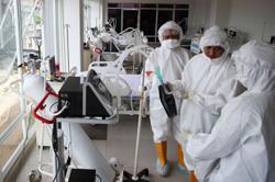 Indonesia: Medics concerned as Jakarta sees rising virus hospitalisations