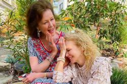 Nicole Kidman hugs her mum, 80, for the first time in 8 months