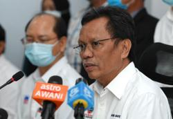 Loyalty the number one criteria for candidates in the coming Sabah polls, says Shafie