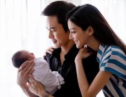 TVB stars Grace Chan and Kevin Cheng welcome second child