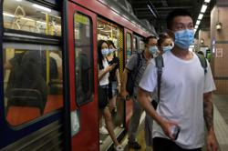 Hong Kong reports 80 new coronavirus cases, slight drop from previous highs