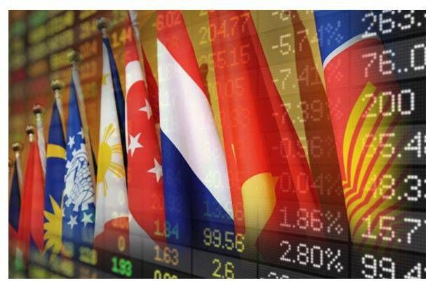 Image of article 'Asia shares rise as U.S. manufacturing perks up'