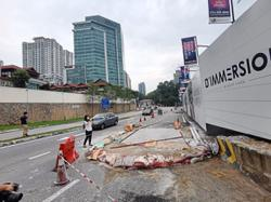 Conduct thorough probe on sinkhole incident, DBKL urged