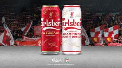 Brewery celebrates Premier League champs with limited-edition look