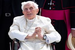 Vatican says ex-pope Benedict's condition 'not particularly worrying'
