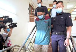 Ex-PWD accountant jailed one year