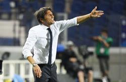 Conte says he is committed to three-year project with Inter