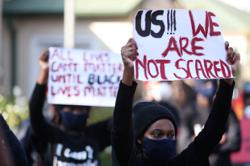 South Africans go online to document police brutality