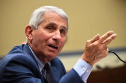 Fauci says states seeing surge in COVID-19 cases should reconsider some lockdown measures