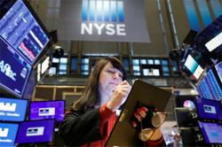 GLOBAL MARKETS - Equities, US$, equities gain on upbeat data