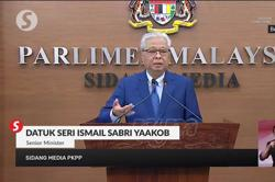 Ismail Sabri clarifies wearing of masks