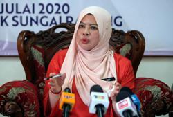 Talian Kasih sees 500% increase in calls during MCO, says Rina Harun