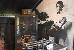This mini museum in Negri Sembilan is devoted to legendary M'sian author Za'ba