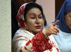 No package, bag containing RM1.5mil was directly handed over to Rosmah, court told