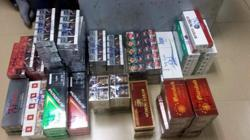 Contraband worth over RM1mil seized in Miri