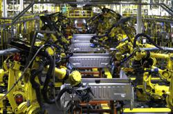 Robots running the industrial world are open to cyber attacks