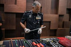 Kedah police cripple 'Ah Hau' gang with four arrests, including leader