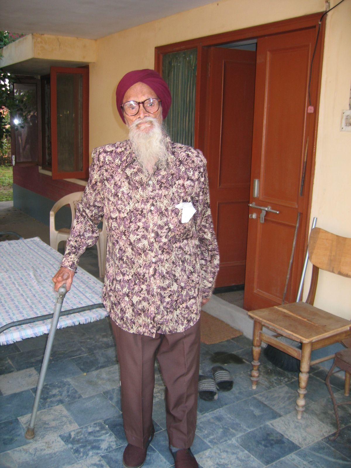 Kalwant Singh Judge