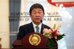 Japanese minister to visit Britain for 'difficult' trade talks