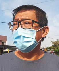 Health screenings, roadblocks all part of daily struggle