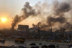 Saudi Arabia following with great concern consequences of Beirut's explosion - SPA