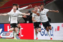 Fulham back in Premier League after Bryan's extra-time double in playoff final