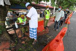 Stay put at home, Kubang Pasu residents urged