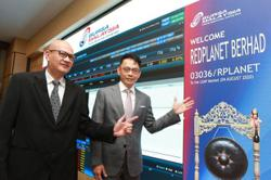 Stellar debut for technology firm RedPlanet