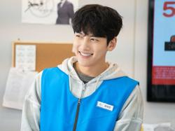 Actor Ji Chang-wook would like to try working at a convenience store