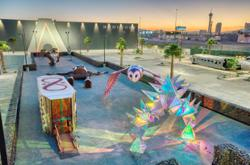 'Immersive bazaar' Area15 to display festival-inspired artworks in Las Vegas