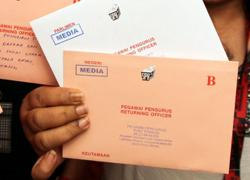 Law currently doesn't allow postal voting for Sarawakians, says Takiyuddin