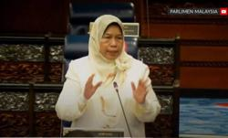 Zuraida: Large portion of RM60mil new village allocation still unclaimed