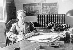 Ben Ferencz, the last surviving Nuremberg prosecutor